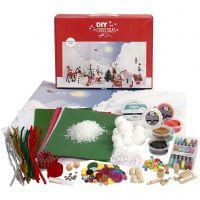 Kit paysage de Noël, 1 set