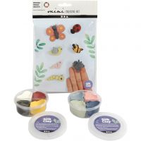 Mini kit créatif, insectes, 1 set