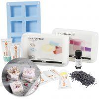 Kits - Fabrication de savon, 1 set