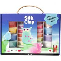 Set Silk Clay®, couleurs assorties, 1 set