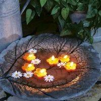 Création de bougies