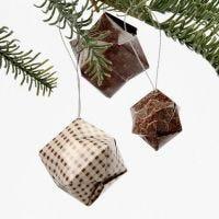 Cadeaux décoratifs pour arbre de Noël