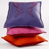 Felt cushion