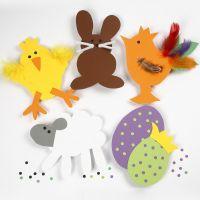 Cartes modèles pour Pâques