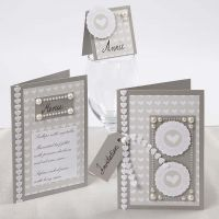 Cards for a Wedding with Skagen Paper