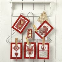 Carte de Noël avec Vivi Gade Design
