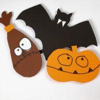 Des modèles de motifs pour Halloween
