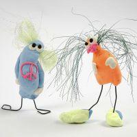 Créatures en Silk Clay amusantes