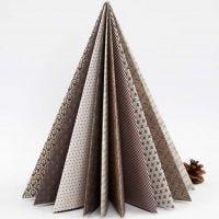 Un sapin en papier de Vivi Gade Design