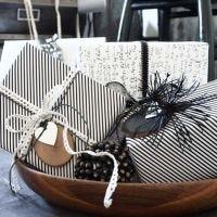 Emballage cadeaux en papier de Vivi Gade design (série Paris)