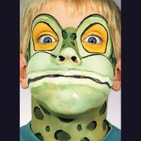 Idée d'inspiration de maquillage pour le visage