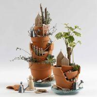 Jardin féerique – un Jardin miniature