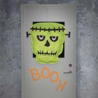 Le monstre Frankenstein fait polypropylène (imitation textile)