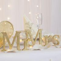 Décorations de table pour mariages