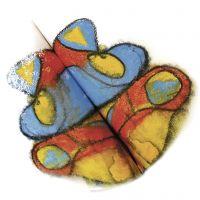 Aquarelle et symétrie