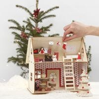 Maison du Père Noël