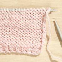 Comment tricoter des mailles envers