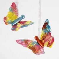 Decorating Butterflies
