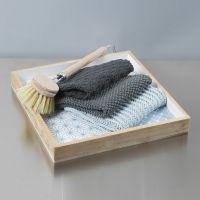 Torchons faciles à tricoter