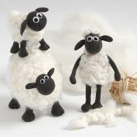 Confectionnez votre Shaun le Mouton