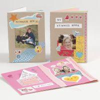 Confectionnez votre propre livre avec du papier cartonné et du papier